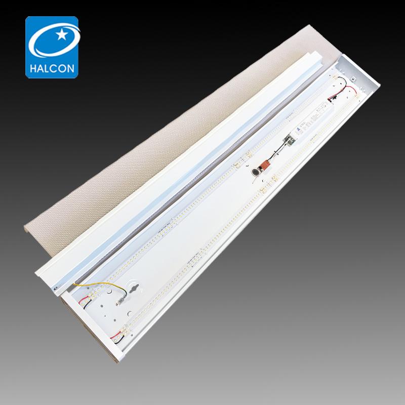 CCT Changeable diffused tube light led batten 5ft