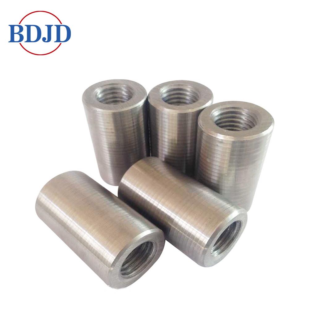 Civil construction 32mm steel rebar coupler price