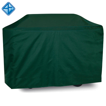 64 inch 150D Polyester waterproof anti-UV waterproof bbq cover outdoor bbq grill cover