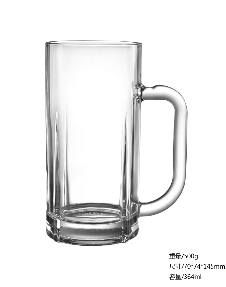high end quality high clear beer tasting glass