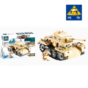 Good Quality And Cheap Price KAZI Tank Building Blocks