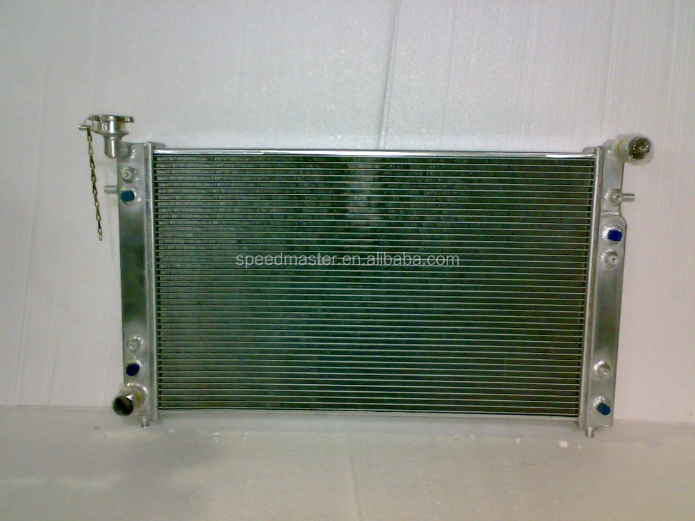 Auto performance Radiator For COMMODORE VX 97-02 V8 (1 oil cooler)