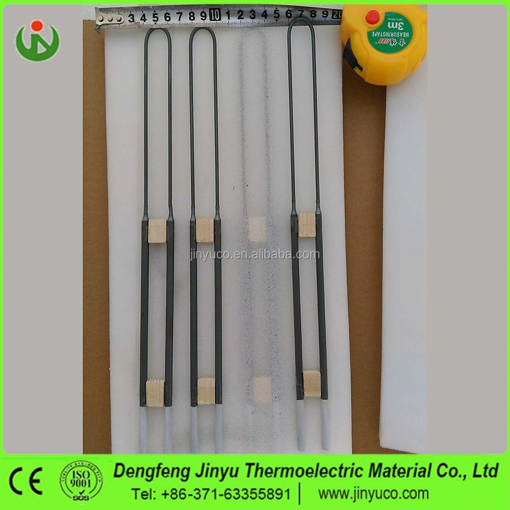 Durable professional 1800C custom made ovens heating element
