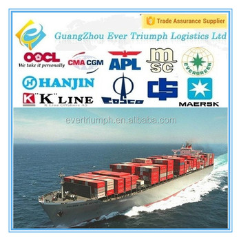 Professional International Freight Forwarder Shipping Company From