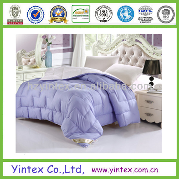 2014 New styles polyester filled quilt