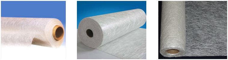 fiberglass chopped strands mat for roof