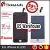 Fixerparts China factory suppy Good quality mobile phone parts for iphone 6 lcd screen,for iphone 6 lcd screen replacement