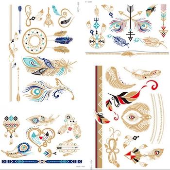 3d Or Stéréo Plume Plume Autocollant Tatouage Dessins De Tatouage Tribal Buy Dessins De Tatouage Tribal Product On Alibaba Com