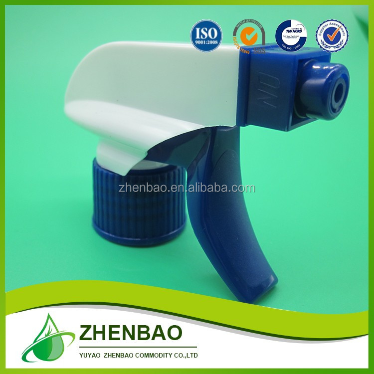 Foaming !!!beatiful !!! Hot !!! new style!!!,good using,,hot sale,Zhenbao28/410spray nozzle plastic foam water trigger sprayer