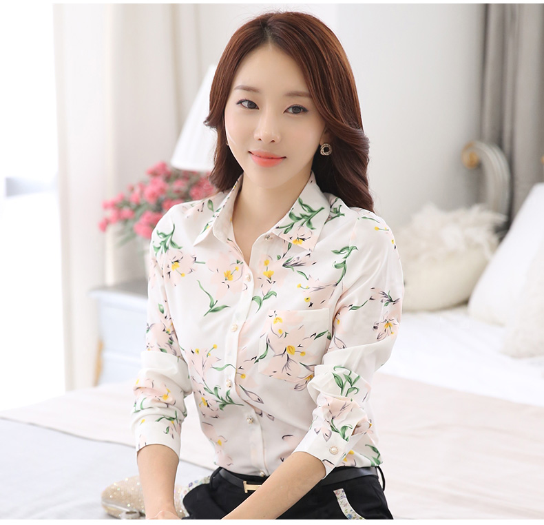 Women's Clothing Radient 2018 New Hot Women V-neck Solid Full Casual Shirt To Have Both The Quality Of Tenacity And Hardness