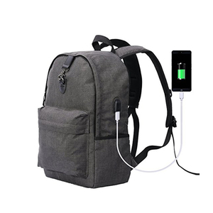 Laptop Backpacks Anti-theft Travel Laptop Backpack For Men Women With USB Charging Port School Computer Book bag
