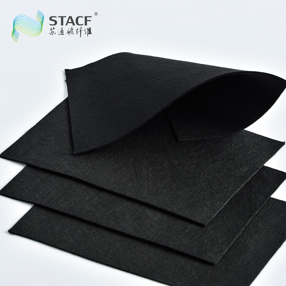 100% viscose air 99.9% efficiëntie hepa filter roll actieve houtskool vezels activated carbon foam