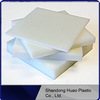 Huao plastic pvc flexible plastic sheet uhmwpe board