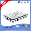 Foshan Golden Best Reasonable Factory Price Cool 100% Natural Latex Spring Mattress GZ2015-3