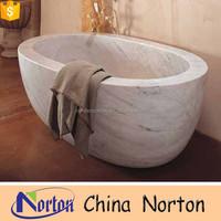 large indoor marble freestanding bath tub NTS-BA275S