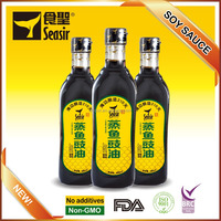 Low price best selling Japanese style seasoned soy sauce for seafood