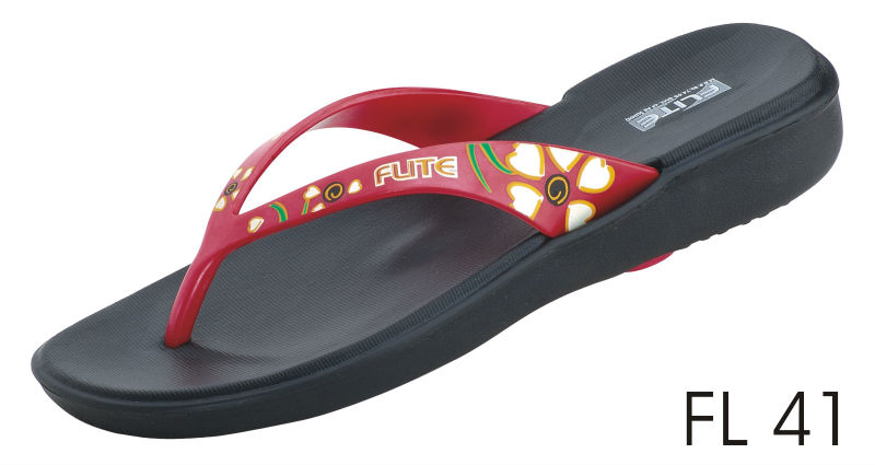Flite Ladies Designer Flip Flops / Ladies Designer Thongs