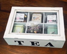 Popular tea box in Customized Size
