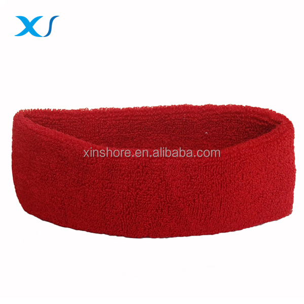 Wholesale Cotton Sports Headbands For Running , Working Out and Dominating Your Competition