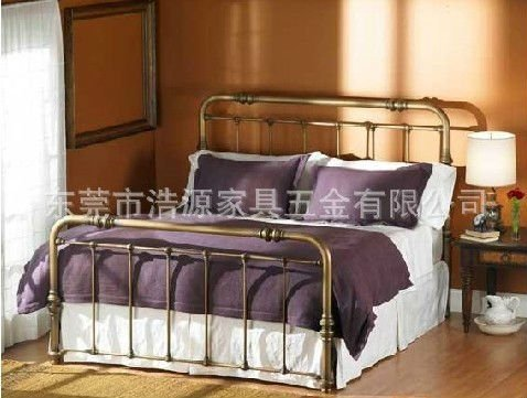 hei er verkauf goldenen metall bett metalbett produkt id. Black Bedroom Furniture Sets. Home Design Ideas