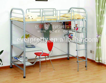 Cheap Dorm Adult Bunk Bed Desk Set For Sale Buy Bunk Bed Desk Set