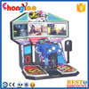 3 Screens Crazy Motor Coin-Operated Horse Racing Game Machine