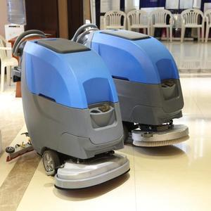 Most Popular 24V Dual-Motor Auto Electric Floor Scrubber