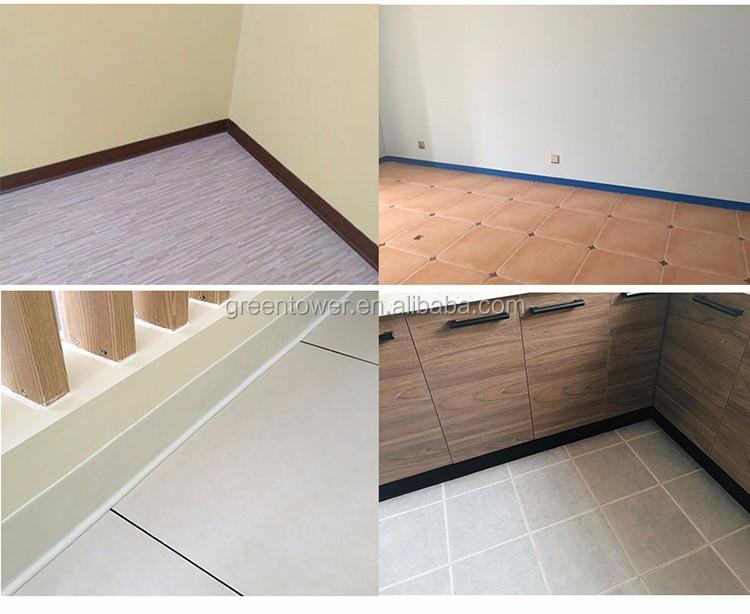 Pavimento Bianco Colore Pareti : Casa pavimenti in accessori da parete decorativo colore bianco pvc