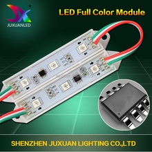 Wholesale 5050 3pcs 12v Led Pcb Module IP67 For Signs And Channel ...