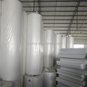 high quality Plastic PE Cellular Sheet Polypropylene Rolls