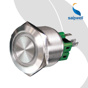 SAIP/SAIPWELL Control Waterproof Mechanical Wholesale 3 Position Push Button Switch