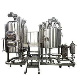 micro brewery equipment 200l 300L 500L brewing beer brewing kettles stainless steel conical fermenter beer brewing equipment