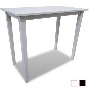 New Bar Table Holzkonsole Side White / Brown Auswählbarer  Esszimmer-küchentisch - Buy Geschnitzte Weiß Holz Esstisch,Klappholz  Stehtisch,Kleine Holz ...