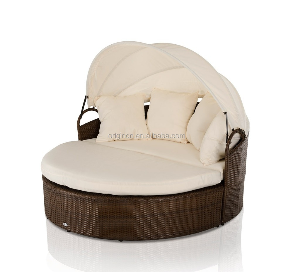 Round Lounge Bed, Round Lounge Bed Suppliers And Manufacturers At  Alibaba.com