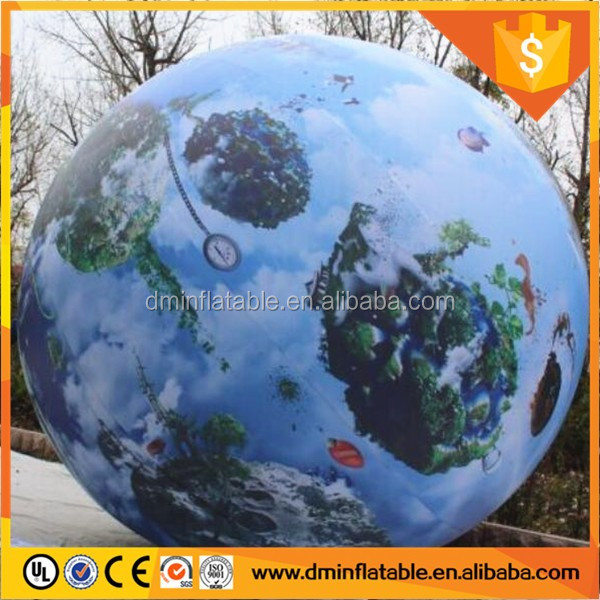 cheap giant inflatable globes,Beach Ball Type and Plastic Type cheap giant inflatable globes