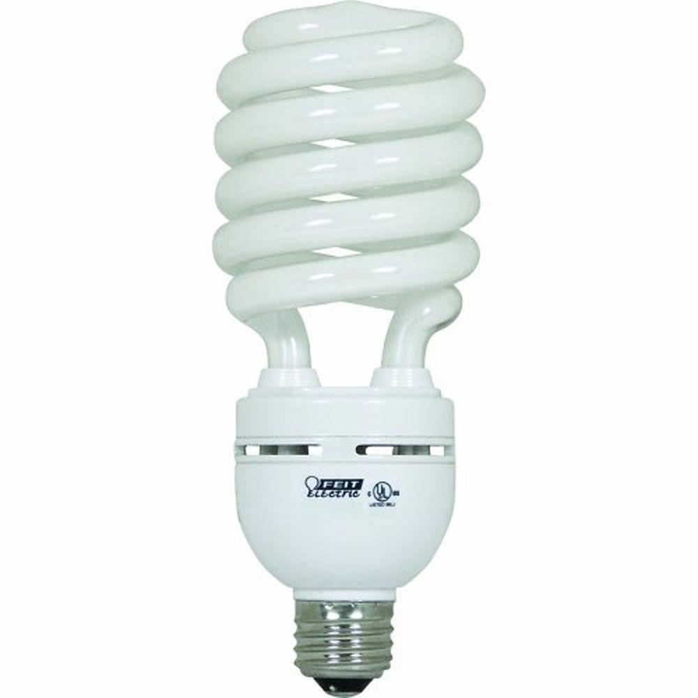 Feit Electric ESL40TN/D 42-Watt Compact Fluorescent High-Wattage Bulb, Daylight - CASE OF 6 (SIX) BULBS.