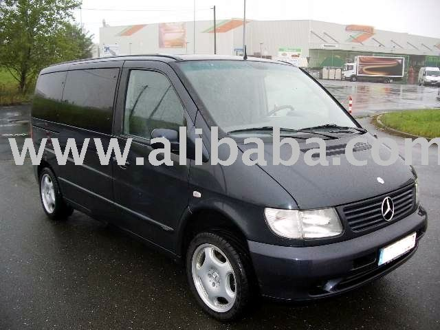 Mercedes Vito 6+1 Mini Van