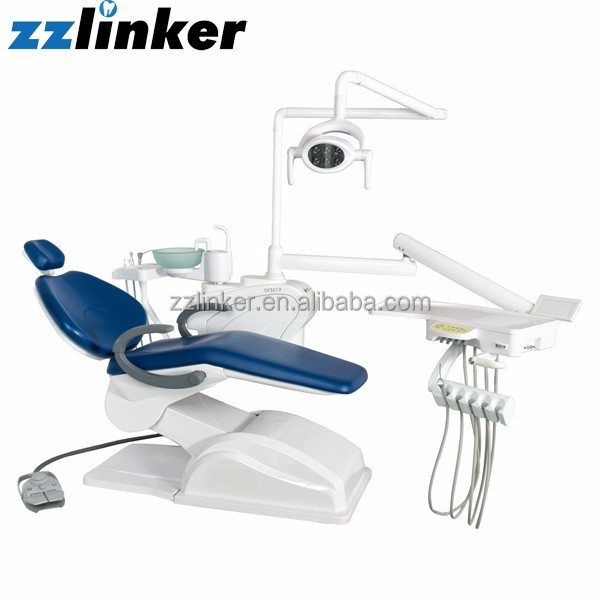 CE FDA ISO Approved China Advanced Dental Chair Unit LK-A13