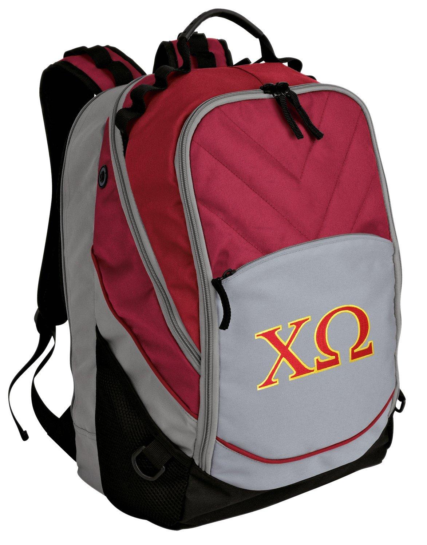 Chi O Backpack Chi Omega Computer or Tablet Backpack