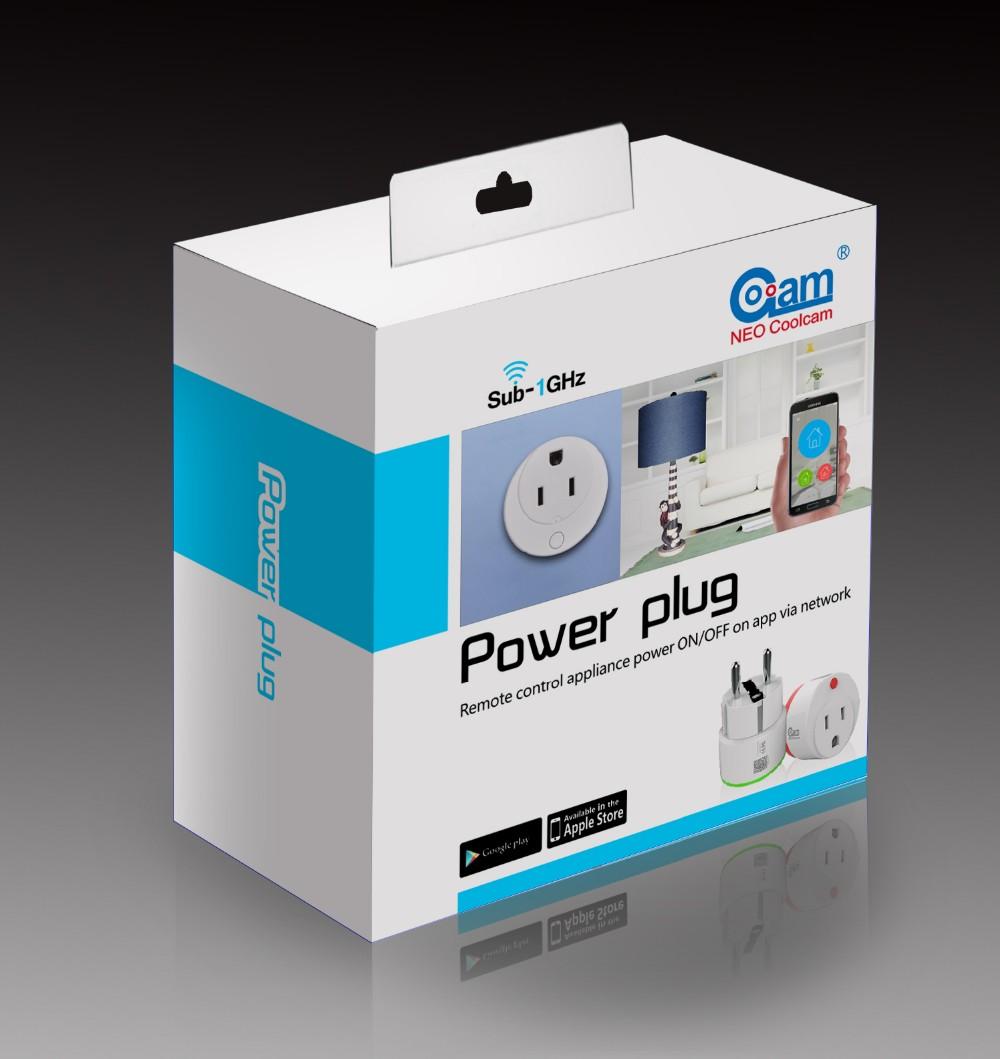 868.4mhz Hot Z-wave Wireless Light Switch Home Security Power Plug ...
