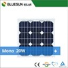 Best portable mono 12v 20w solar panel for home camper