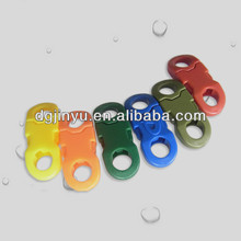 Colored Plastic Side Release Buckle for Paracord Claps