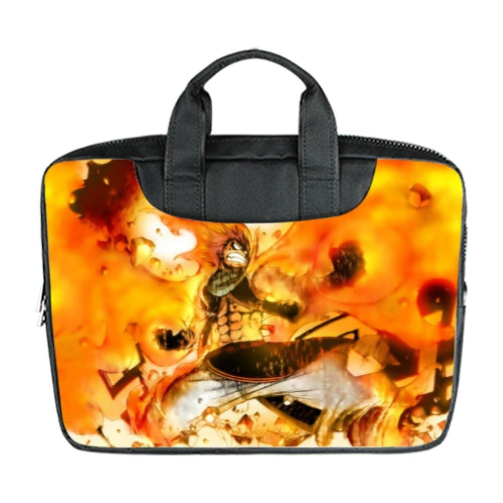 "limei gao Custom Naruto Fairy Tail Stylish Classic Fashionable Mondern 5076 U1277 Custom Bag for Laptop 13"" 14"" 15""?Twin sides)"