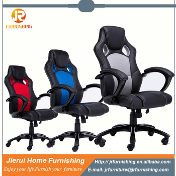 Modern Racing Style Leather Office Chair R S Gaming European Furniture Jr