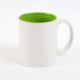 11OZ Colorful Ceramic Cups for Sublimation Design