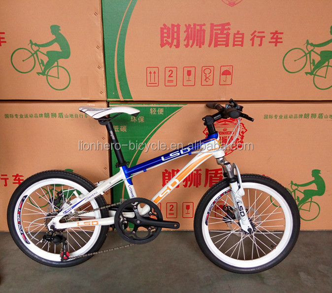 New Design 20 Inch Mini Mtb Children Bicycle Mountain Bike China