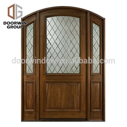 Teak wood front door design entrance doors swinging shutter