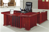 classical luxury executive wooden office desk