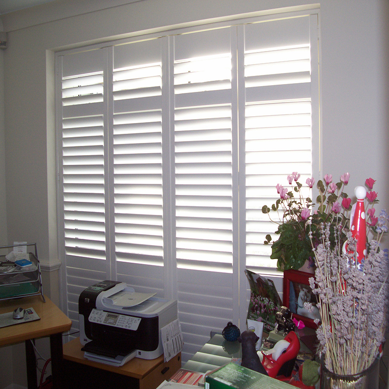 australian security sound proof plantation window shutters interior
