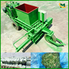 Hydraulic pine straw baler for sale for small or middle scale cow farm